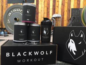BlackWolf Track Pre-Workout