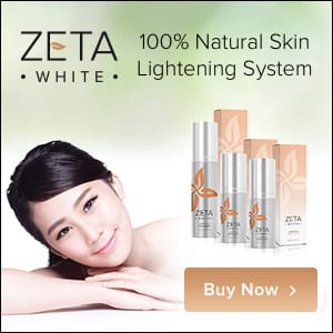 Zeta White – Natural Skin Lightening Wash Moisturizer Cream System?