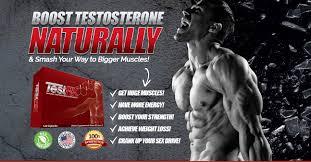 TestRX testosterone boosting supplement