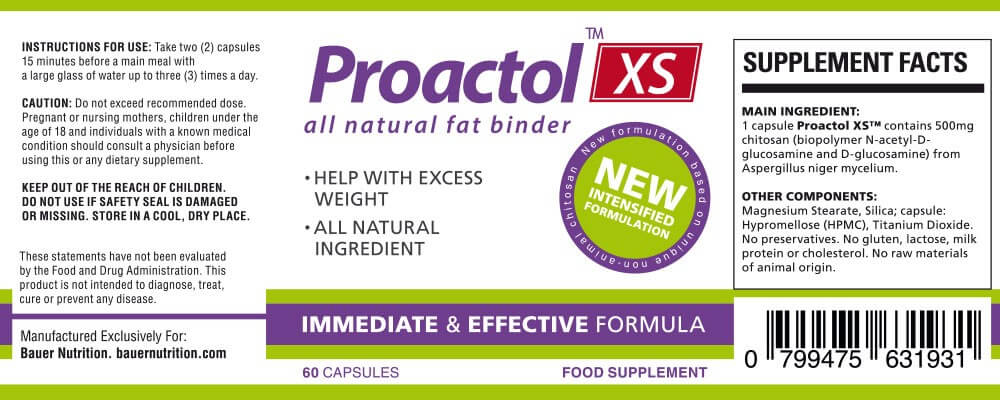 Proactol XS Review – Should You Try It?