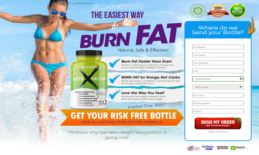 Keto X Factor Review- Updated 2018, Shark Tank, Is It Safe?