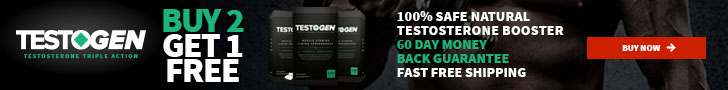 TestoGen: Natural Testosterone Booster